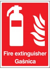 Fire Extinguisher (English/polish)