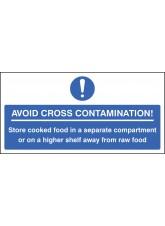 Avoid Cross Contamination