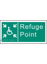 Braille - Refuge Point