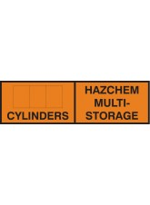 Design Own Multi Cylinder Storage Aluminium