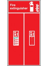 Fire Extinguisher Location Board