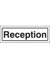 Reception - Visual Impact Sign