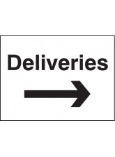 Deliveries Arrow Right