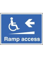 Ramp Access Left